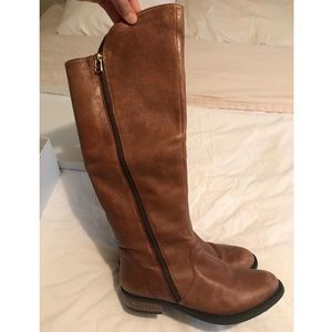 Steve Madden Shawny Riding Boots